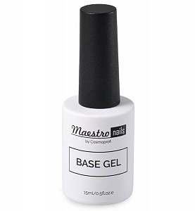 Base coat by Maestro nails, 15 ml