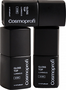Gloss Top LUMINOUS, 12 ml