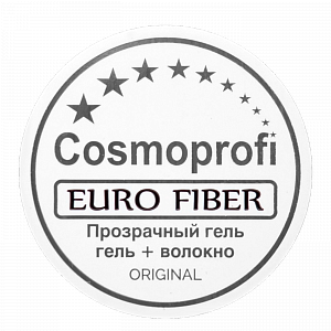 EuroFiber building gel